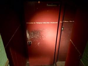 『Enigma's  door』
