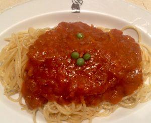 『ミートスパゲッティ』