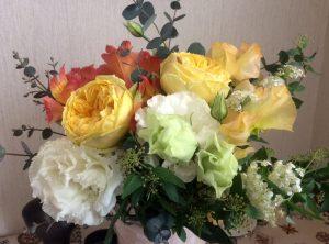 『花のある景』